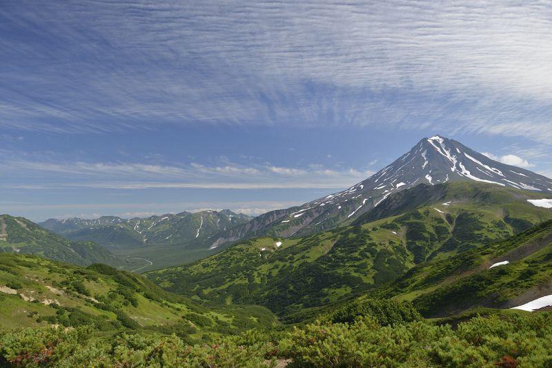 Выше гор только вулканыphoto preview