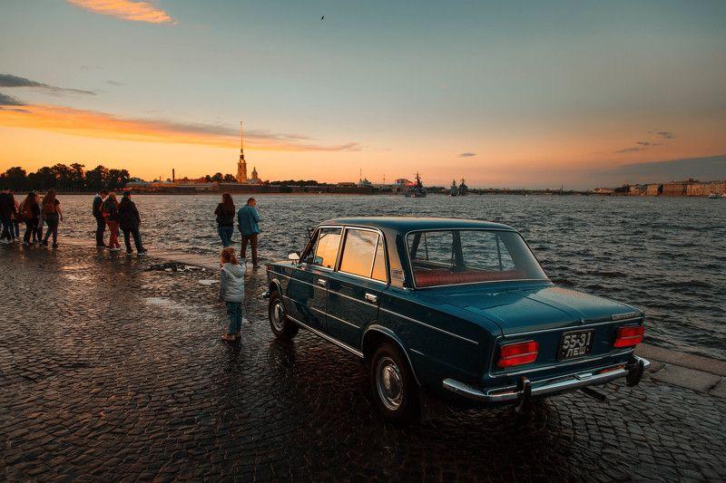 санкт-петербург, нева, петропавловка ***photo preview