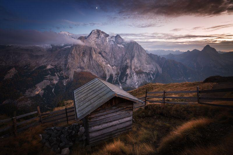 Marmolada, Dolomites - Italyphoto preview