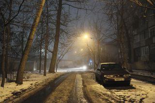 Морозный туман 4