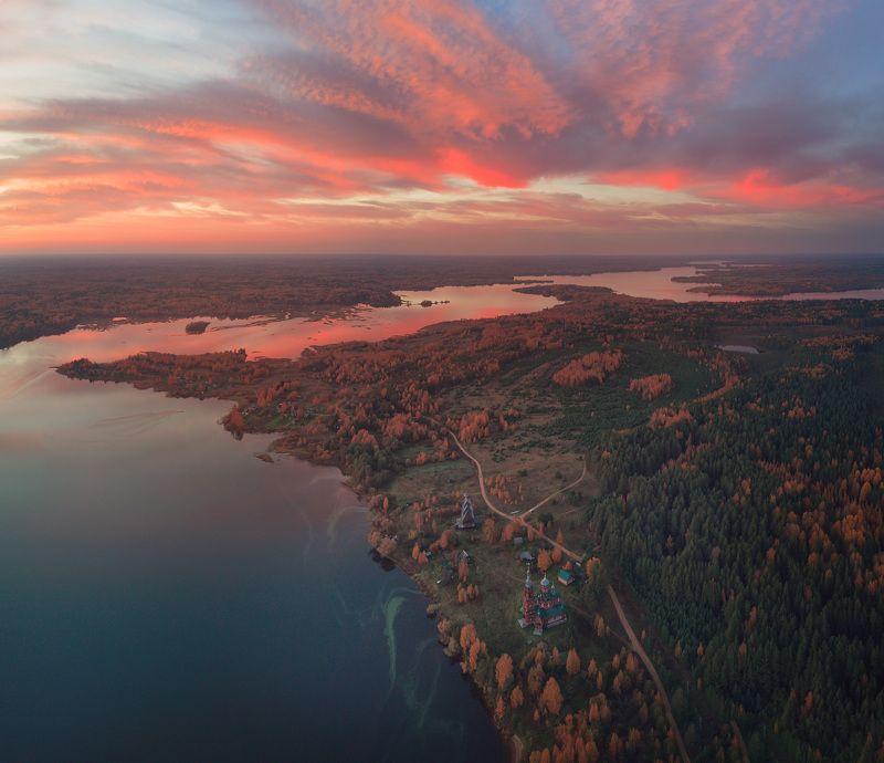 Озеро Вселуг, Тверская обл.photo preview