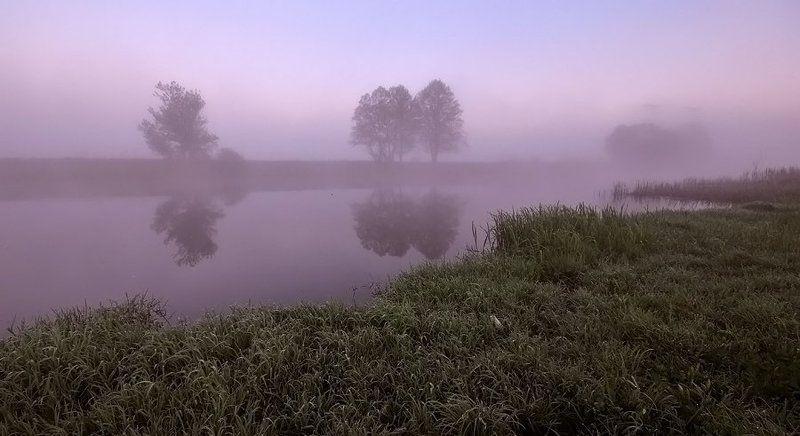 пейзаж, природа предрассветные часыphoto preview