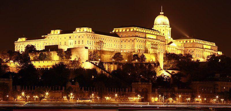 венгрия Королевский дворец.photo preview