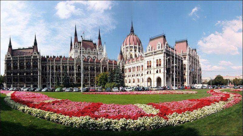 венгрия, будапешт, парламент Парламент.photo preview