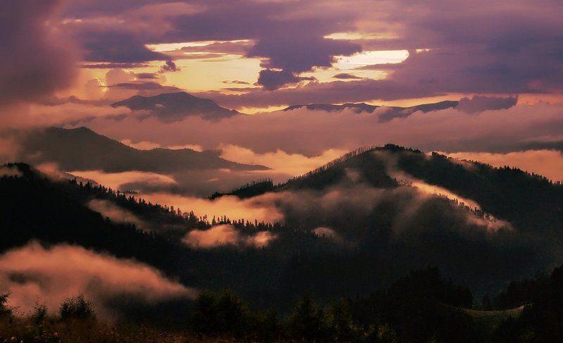 Страна облаков: взгляд изнутри.photo preview