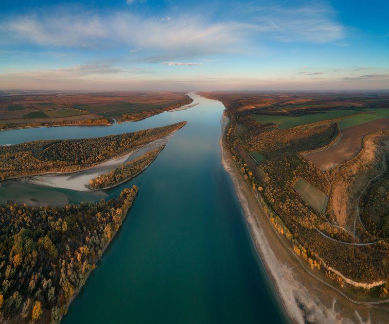 дунай,река,осень,болгария,румыния Дунайские сказкиphoto preview