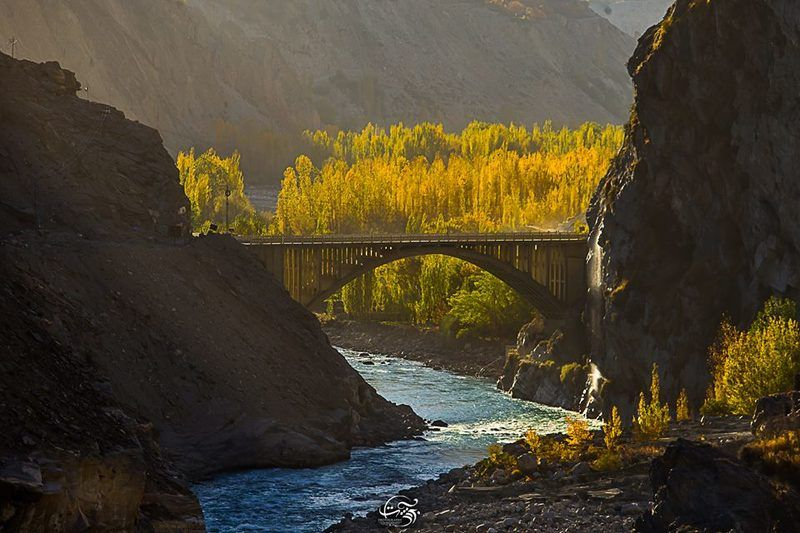 Hunza in Autumn Pakphoto preview