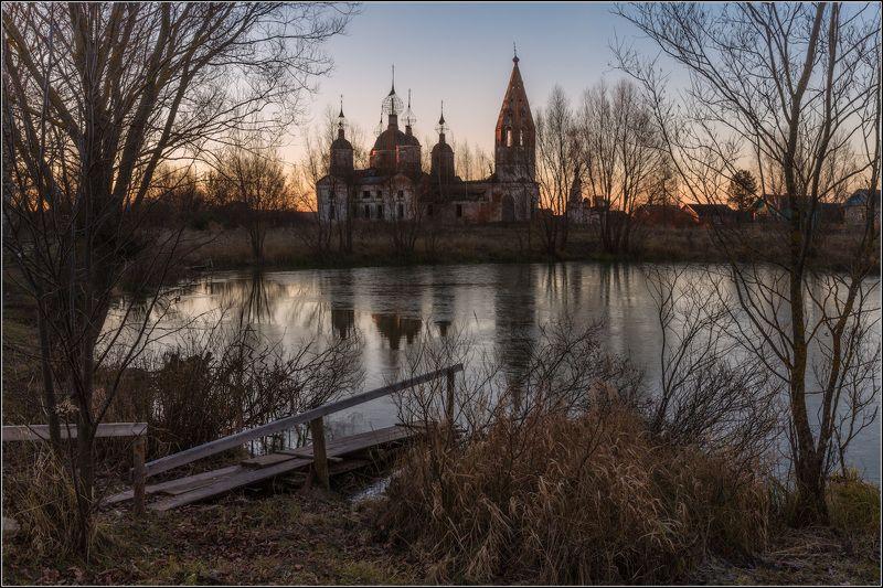 россия, ярославская обл, остров Старый прудphoto preview