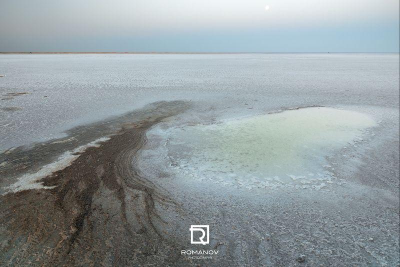 береговая линия, горизонт, морской пейзаж, пляж, берег, берег, океан, серфинг, волна, природа, песок, море, вода, пейзаж, люди, озеро, спокойствие, зима, снег, небо, лето, отражение, эльтон, россия Loss of scale - Потеря масштабаphoto preview