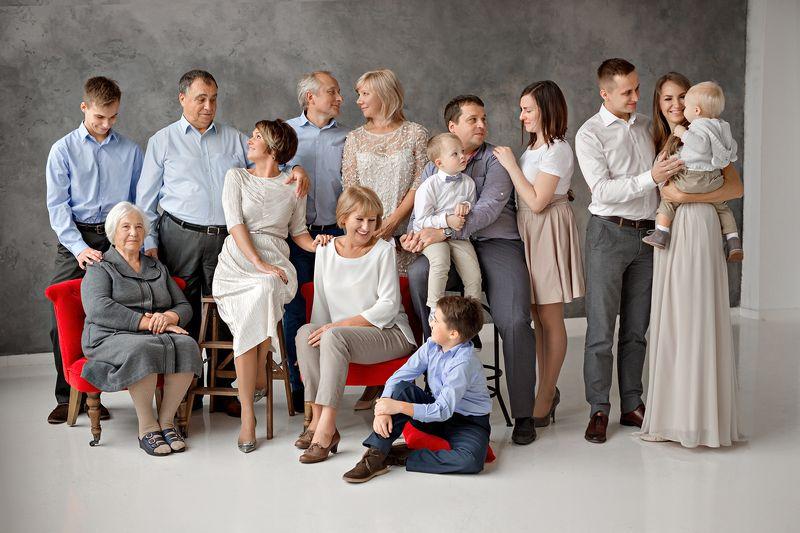 Любимая семья Настиphoto preview