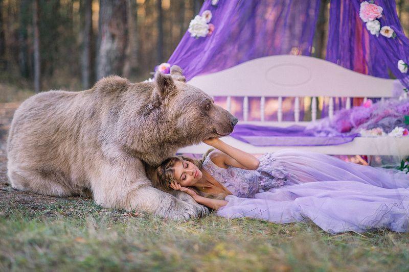 Спящая красавицаphoto preview
