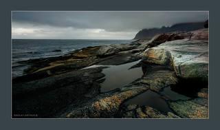 storm front. Norway