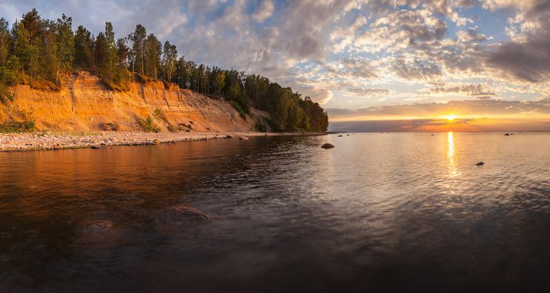 финский залив, природа ленинградской области, ленобласть, заказник лебяжий, оопт, форт красная горка \