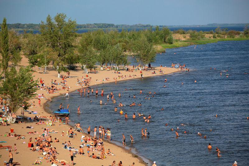 Саратовский пляжphoto preview
