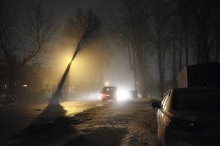 Морозный туман 35