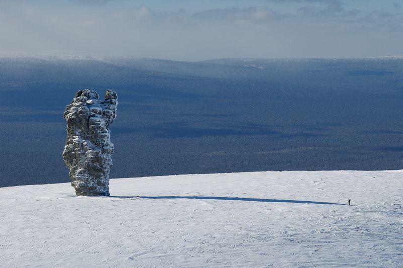 Маньпупунёр, коми, горы, Северный Урал, тайга, пейзаж Близнецыphoto preview