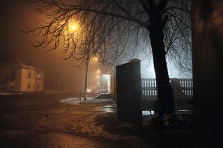 Морозный туман 38