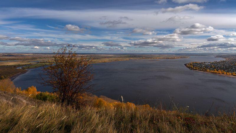Нижняя Кама... октябрь...photo preview