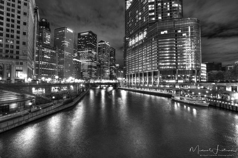 Chicago nightphoto preview