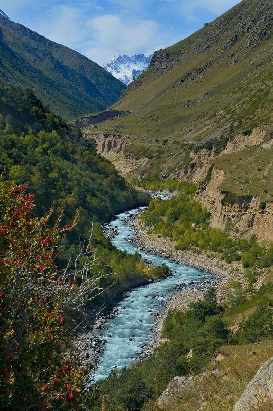 Река Чегемphoto preview