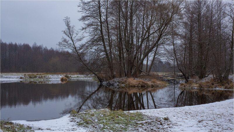 Первый снег в ноябреphoto preview