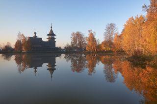 Осень в Благовещенье