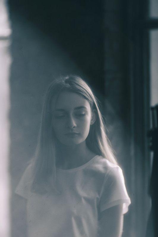 девушка, портрет, настроение Irinaphoto preview
