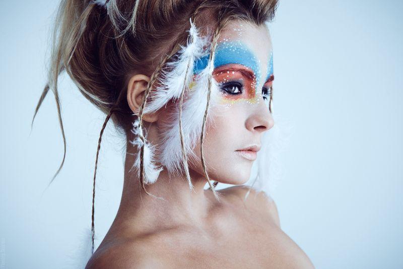 девушка, портрет, милая, cute, girl, portrait Ksenyaphoto preview