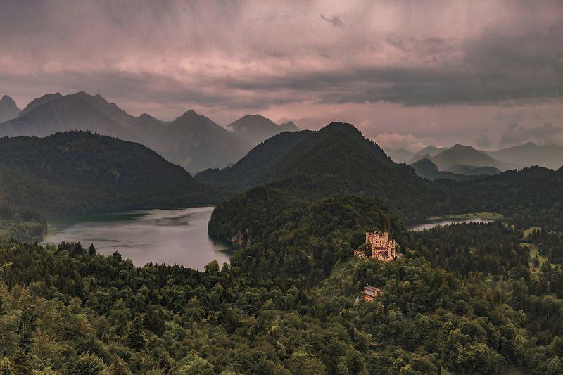 альпы Красота альпийских озёр...photo preview