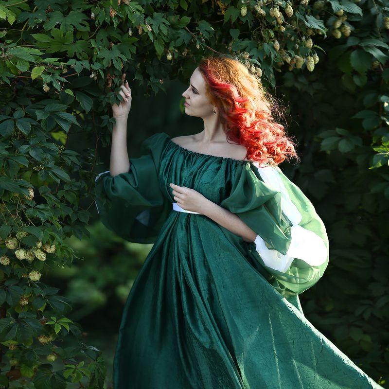 рыжая, рыжая девушка, рыжее с зеленым, веснушки, девушка в веснушках photo preview