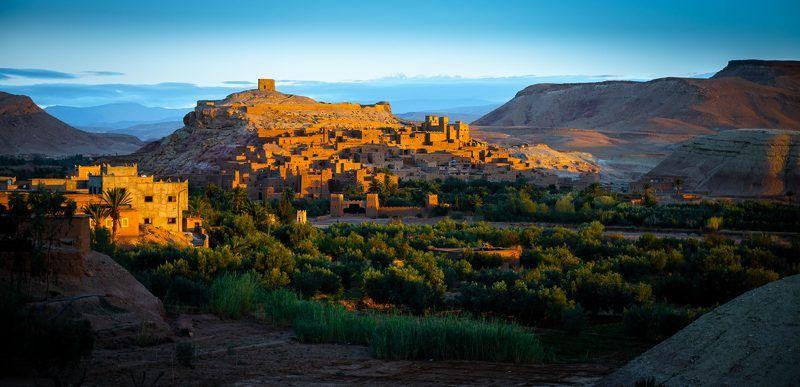 Айт-Бен-Хадду . Марокко фото превью