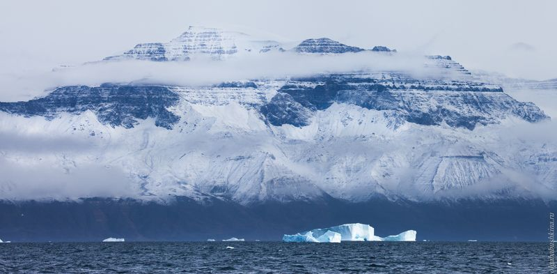 гренландия, снег, горы, айсберги Вот и зима пришла!photo preview