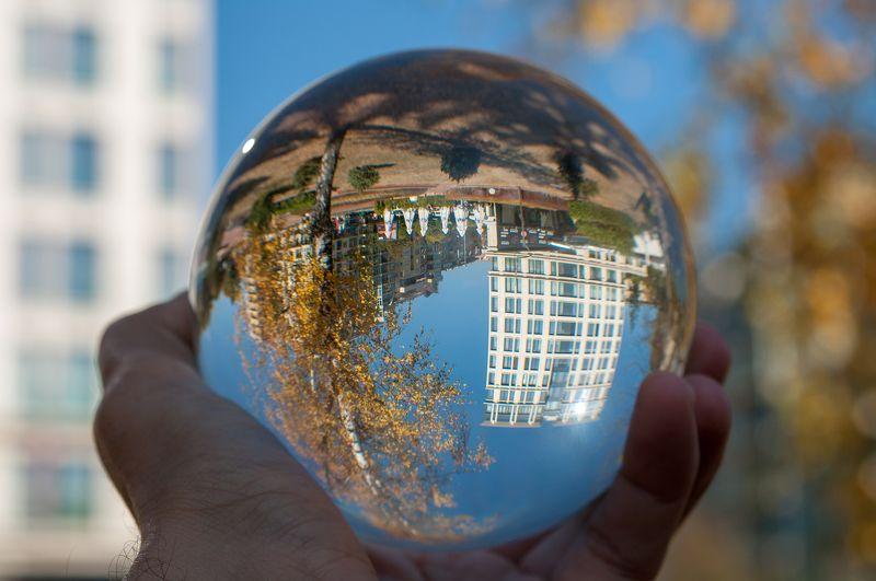 Пейзаж в една шепаphoto preview