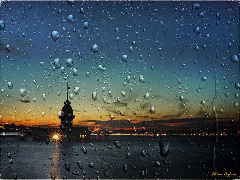 Rain day İstanbulphoto preview