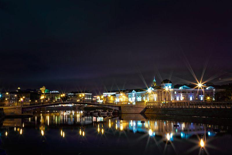 Ночная Москваphoto preview