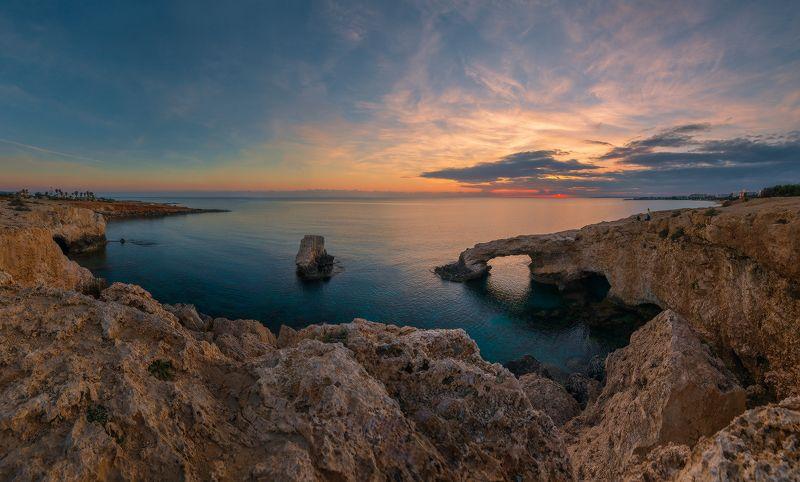 кипр средиземное море ай напа Agia Napa Love Bridgephoto preview