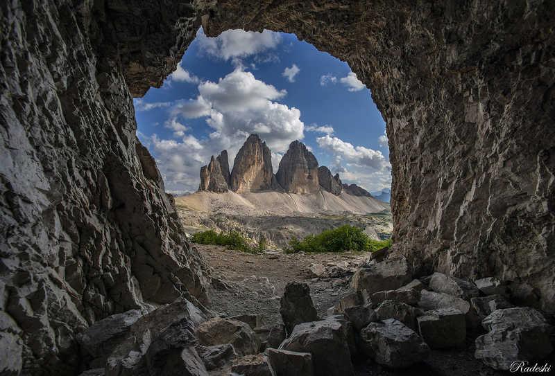 Le tre cime nella grottaphoto preview