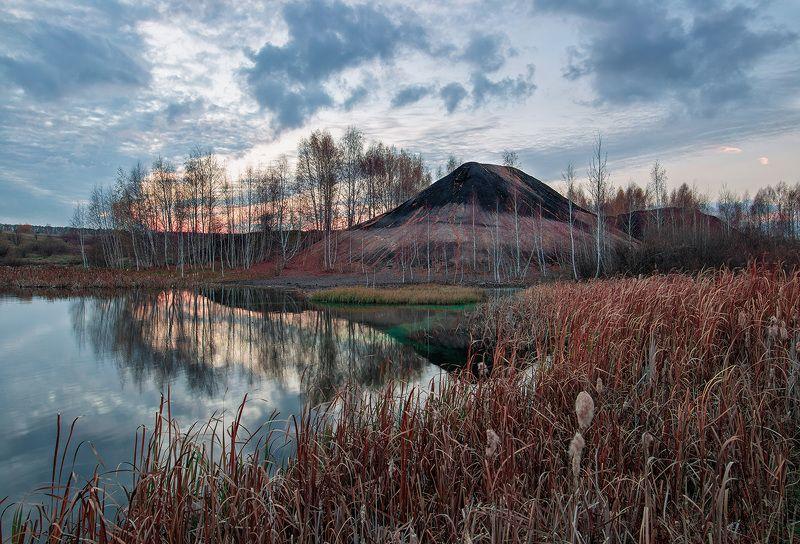 пейзаж, tamron У старой шахтыphoto preview