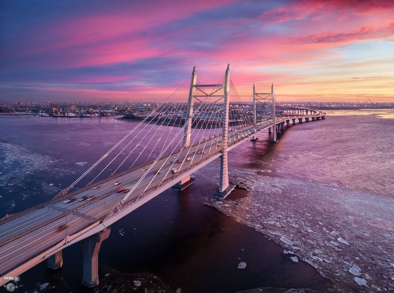 ЗСД, мост через Корабельный фарватерphoto preview