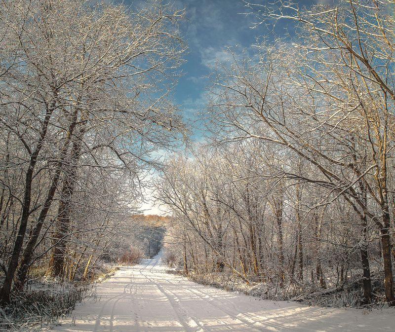 Поворот к зиме.photo preview