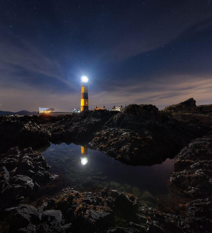 ireland, lighthouse *** фото превью