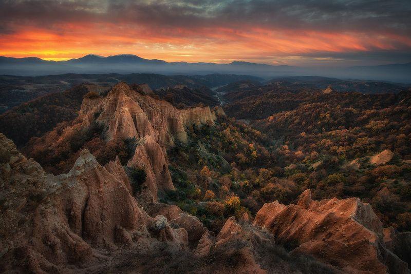 Рассвет в Болгарииphoto preview