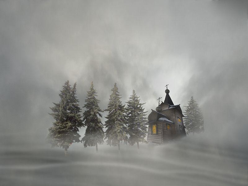 Церквушкаphoto preview