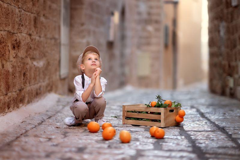 Апельсиновое счастьеphoto preview
