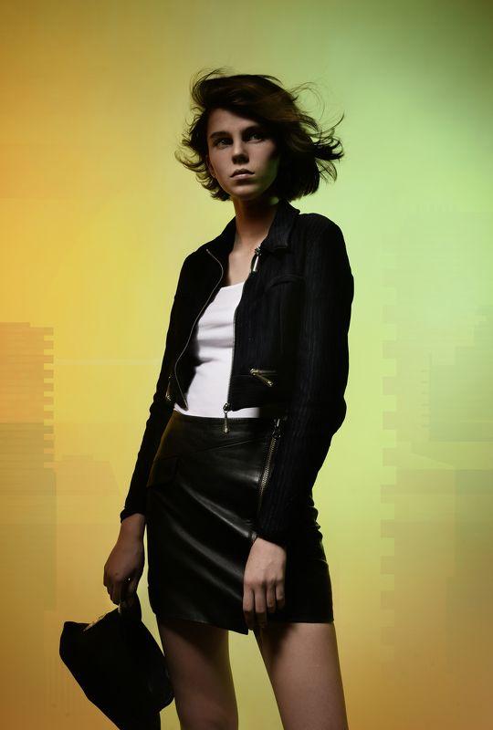 портрет, девушка, модель, студия, fashion, portrait, model, girl, photomodel, studio Машаphoto preview