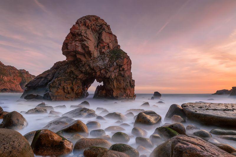 Roca, PNSC, Portugal, Europe, Ocean, Atlantic, Hugo, Só, Nikon, D810, Sunset, LE The Beastphoto preview