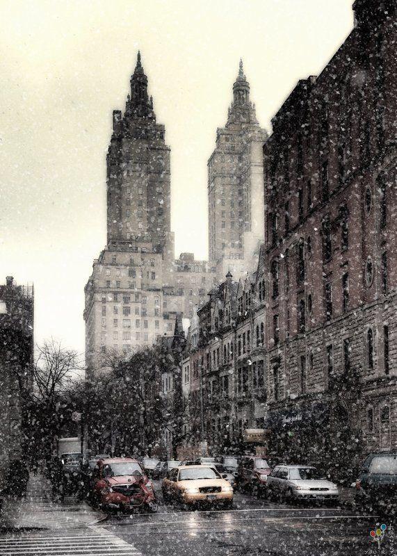 Мокрый снегphoto preview