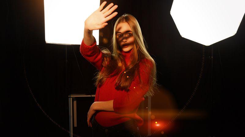 свет, портрет Юляphoto preview