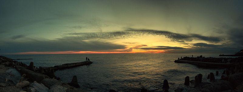 сочи, природа, закат photo preview