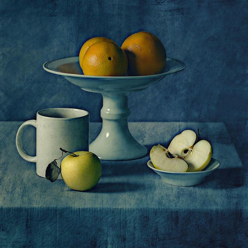 апельсины и яблокиphoto preview